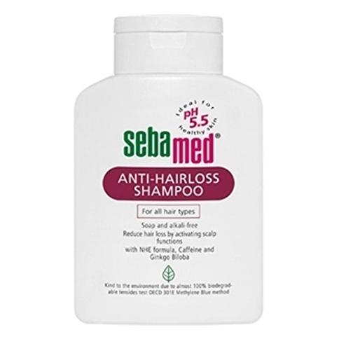Sebamed Şampuan Saç Dökülmesi 400 Ml Renksiz